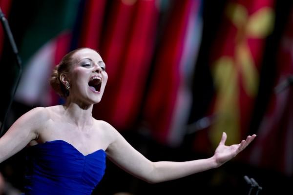 II. helyezett: Tetjana Zsuravel (fotó: Tuba Zoltán / Zeneakadémia)