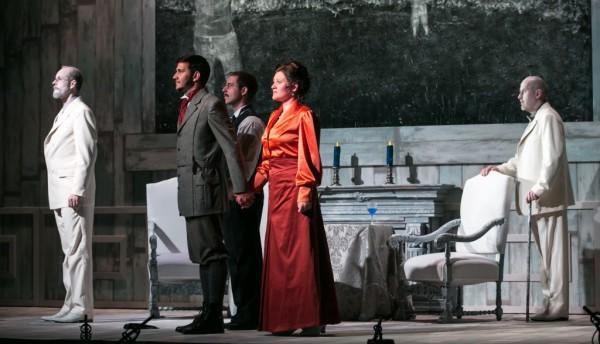 Jelenet az előadásból (fotó: Armel Operaverseny és Fesztivál)
