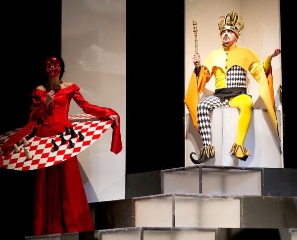 A Királynő és a Bolond: Ivana Klimentová és Jiří Brückler