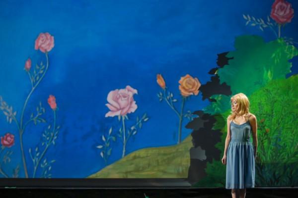 Jelenet az előadásból (fotó: Horváth Judit)