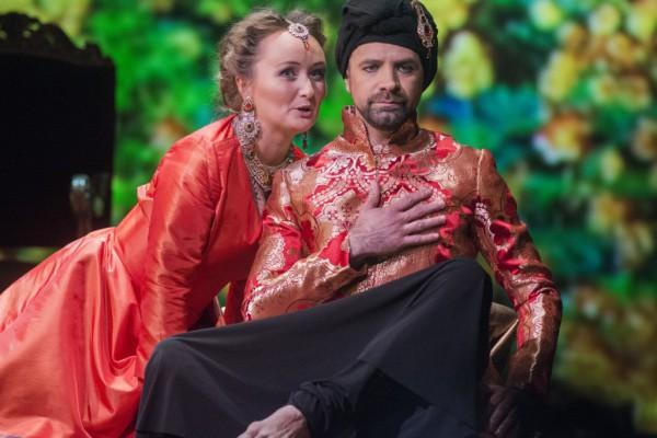 Julia Lezsnyeva és Max Emanuel Cenčić (fotó: Felvégi Andrea / Budapesti Tavaszi Fesztivál)