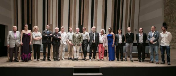 A győztesek (fotó: Armel Operaverseny és Fesztivál)