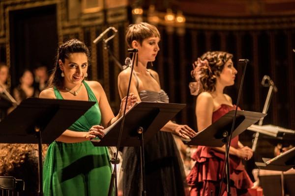 Vashegyi György és a Zeneakadémia Szimfonikus Zenekara Così fan tutte