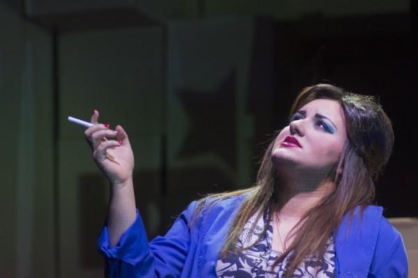 Jelenet a Jolanta cipője című előadásból (fotó: Felvégi Andrea / Zeneakadémia)