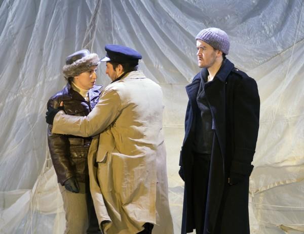 Jelenet a Opera Makers című előadásból (fotó: Felvégi Andrea / Zeneakadémia)