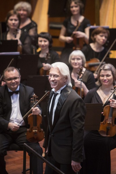 Dmitrij Hvorosztovszkij (fotó: Pályi Zsófia / Müpa)