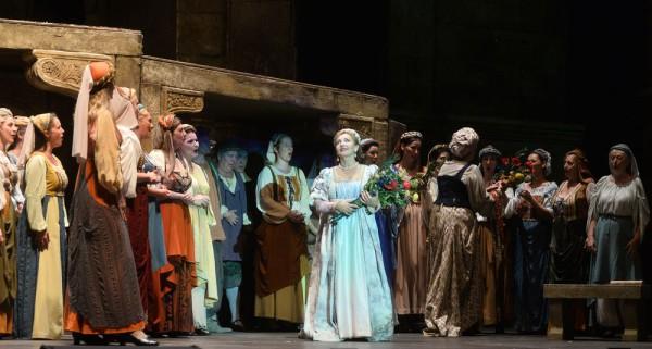 Desdemona: Rost Andrea (fotó: Éder Vera)