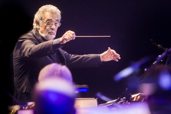 Plácido Domingo (fotó: Pályi Zsófia / Müpa)