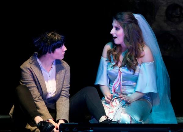 Jelenet az előadásból (fotó: Felvégi Andrea / Zeneakadémia)