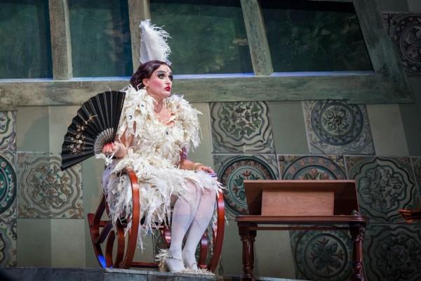 Rosina: Megyesi Schwartz Lúcia (fotó: Nagy Károly Zsolt / Müpa)
