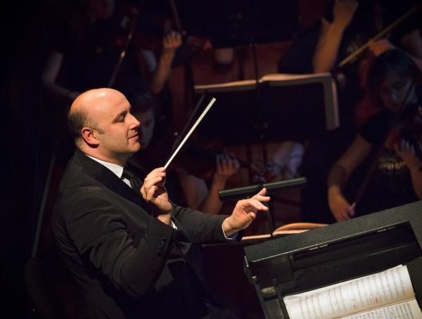 Riccardo Frizza (fotó: Posztós János / Müpa)