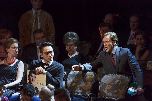 Brown és Riccardo: Ninh Duc Hoang Long és Alekszej Markov (fotó: Posztós János / Müpa)