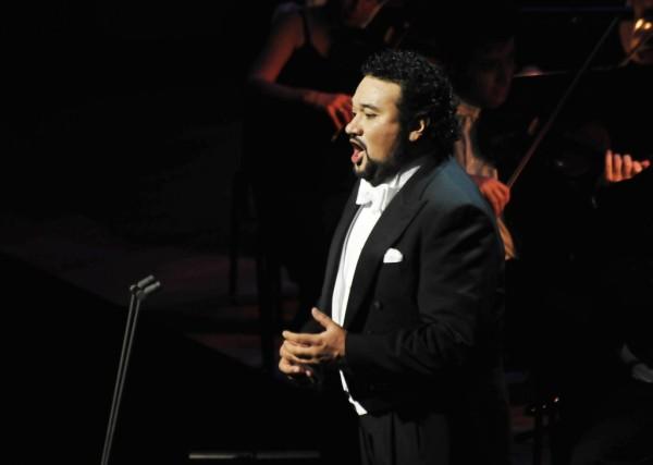 Ramón Vargas (fotó: Művészetek Palotája)