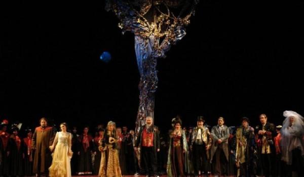 Falstaff - finálé (fotó: Kolozsvári Magyar Opera)