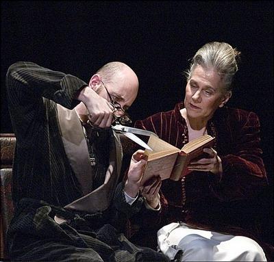 Hanna Schaer és Jean-Manuel Candenot (Fotó: Felvégi Andrea)