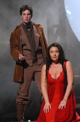 Manon és Lescaut a II. felvonásban