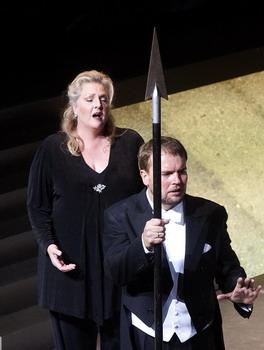 Linda Watson és Tomasz Konieczny