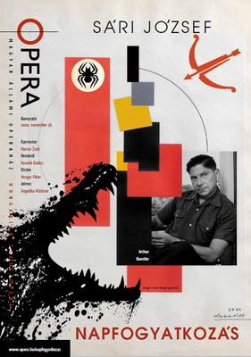 Az opera plakátja