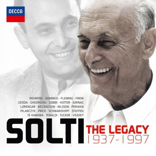 Solti: The Legacy 1937-1997