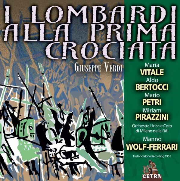 Verdi: A lombardok az első keresztes háborúban