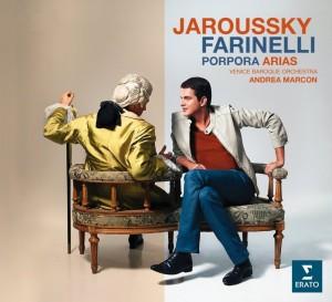 Jaroussyk - Farinelli: Porpora-áriák