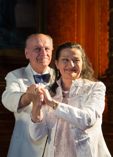 Tokody Ilona és Kováts Kolos (Fotó: MÁO / Nagy Attila)