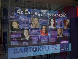 Bartók Plusz Operafesztivál 2014