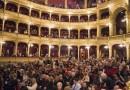 Díjátadás az Operaházban