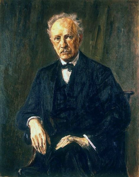 Richard Strauss (Max Liebermann festménye)