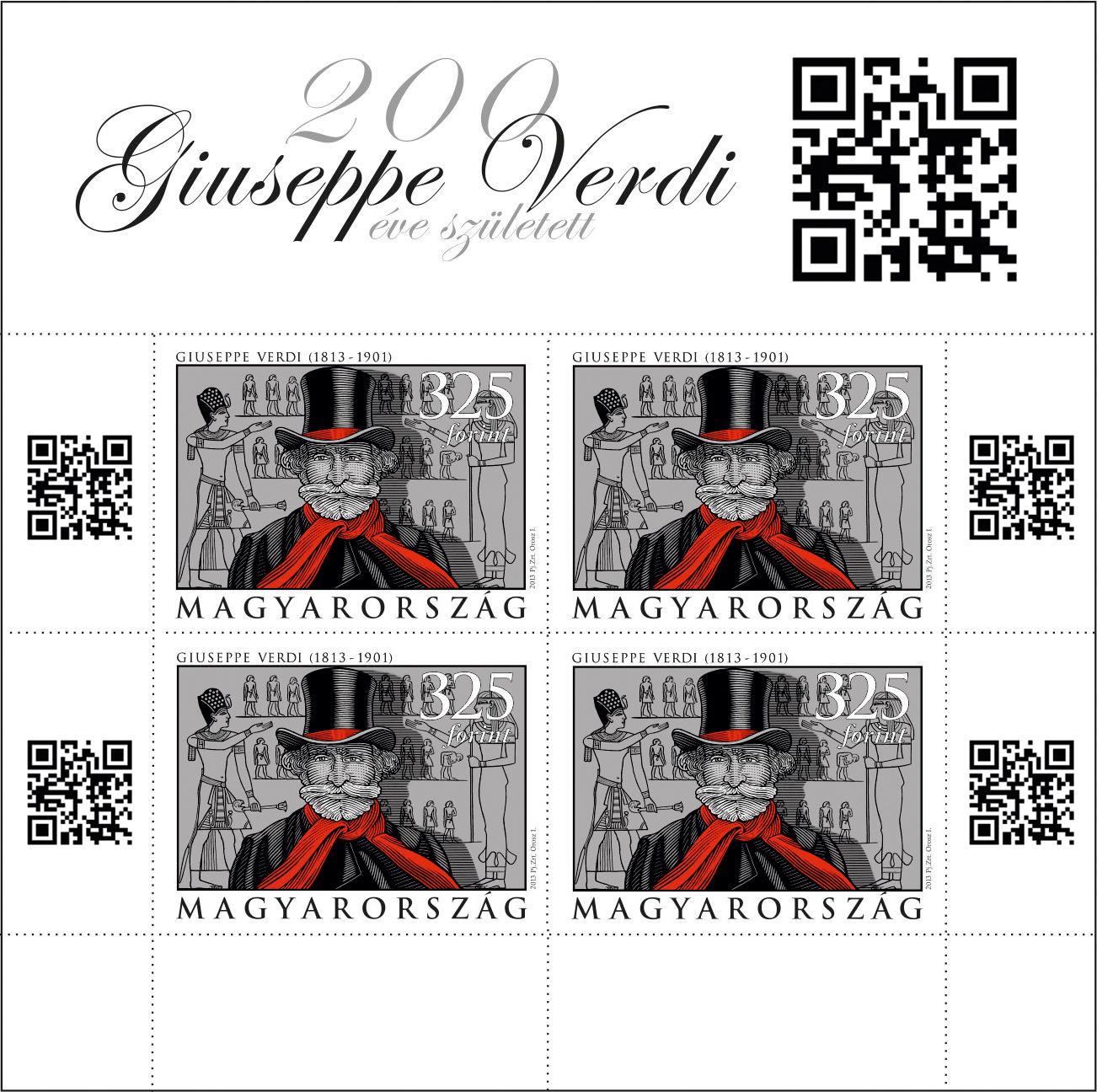 Verdi-bélyeg