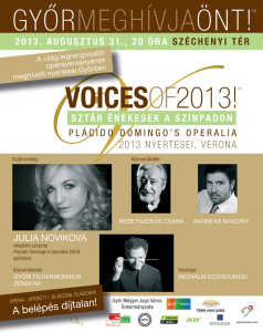 Voices of 2013