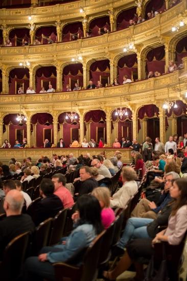 Évadnyitás az Operában