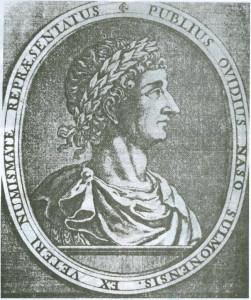 Publius Ovidius Naso, a Metamorphoses szerzője