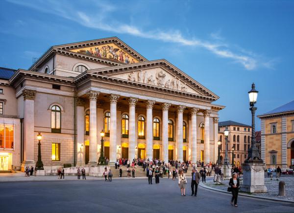 A Bajor Állami Opera (fotó: Felix Löchner)
