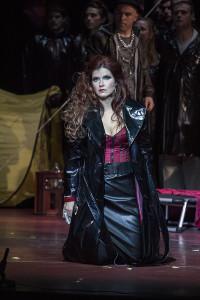 Carmen: Gál Erika (fotó: Mányó Ádám)