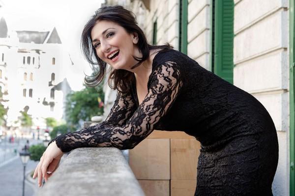 Karine Babajanyan (fotó: Karsay Katalin)