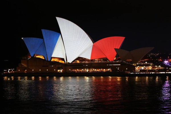 A Sydney-i Operaház (fotó: Prudence Upton)