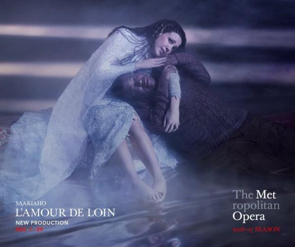 L'Amour de loin (fotó: Kristian Schuller / Metropolitan Opera)