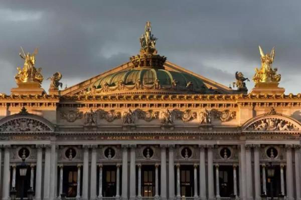 Palais Garnier (fotó: Párizsi Nemzeti Opera)