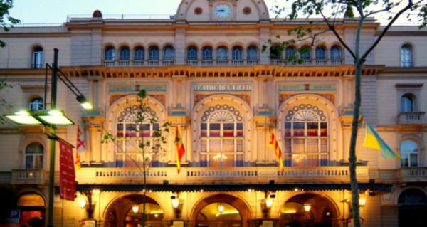 Gran Teatre del Liceu (fotó: Barcelona-Home)