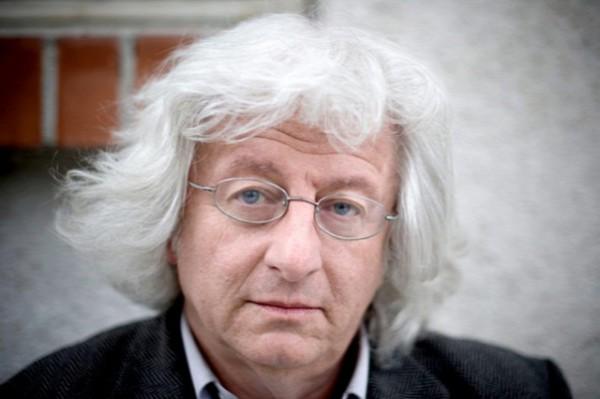 Esterházy Péter (fotó: Kollányi Péter / MTI)