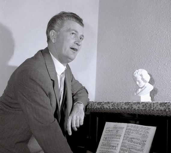 Simándy József (fotó: Bajor Gizi Színészmúzeum)