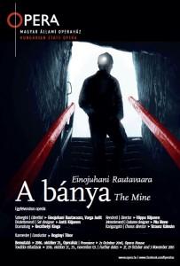 A bánya plakátja