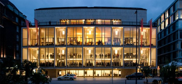 A Hamburgi Állami Opera
