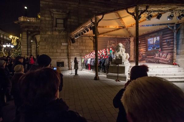 Diótörő-fesztivál (fotó: Nagy Attila / Magyar Állami Operaház)