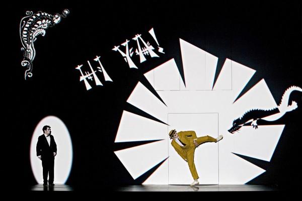 A varázsfuvola a Komische Oper Berlin előadásában (fotó: Iko Freese)