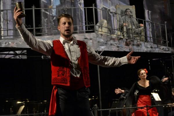 Részlet a kolozsvári Don Giovanniból (fotó: Máthé András)