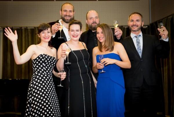 A továbbjutó énekesek (fotó: Kállai-Tóth Anett)