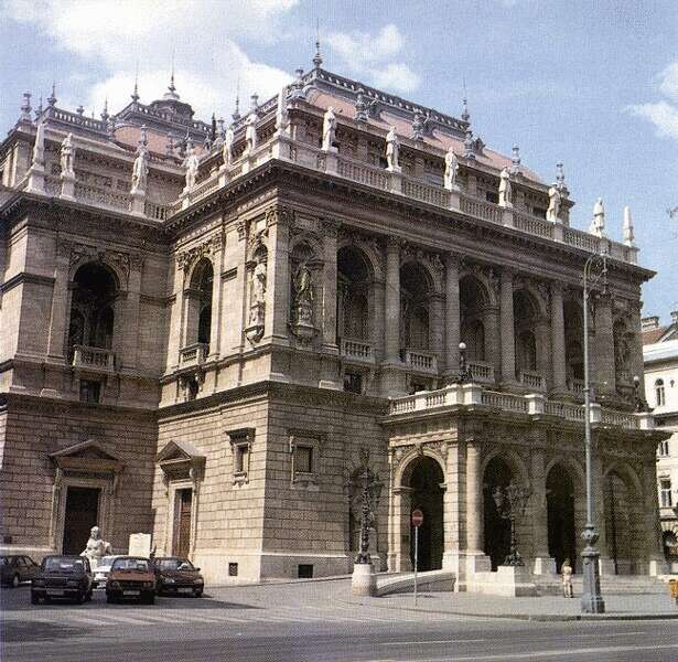 A Magyar Állami Operaház