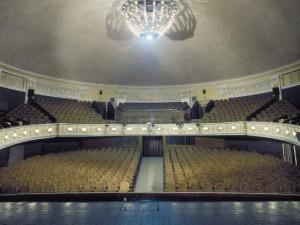 A Kolozsvári Magyar Opera nézőtere
